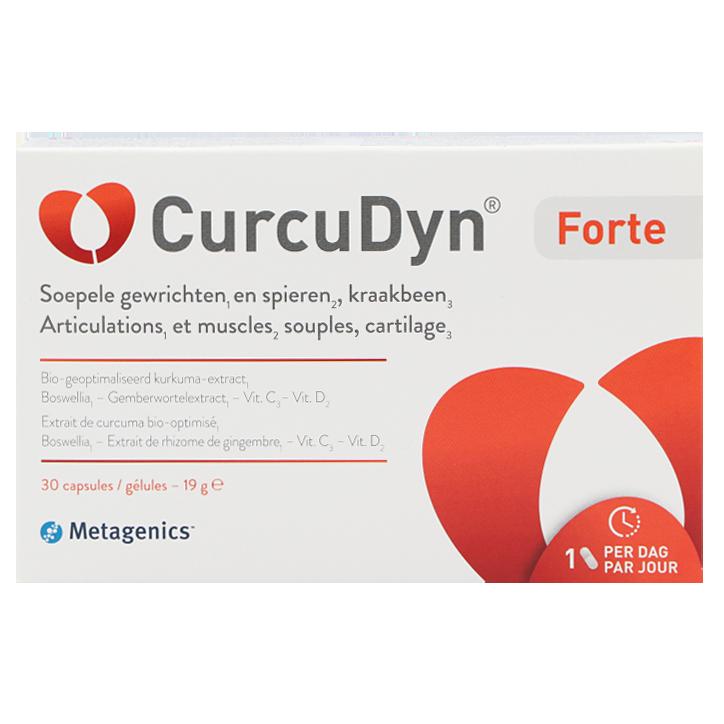 Metagenics CurcuDyn Forte (30 Capsules)