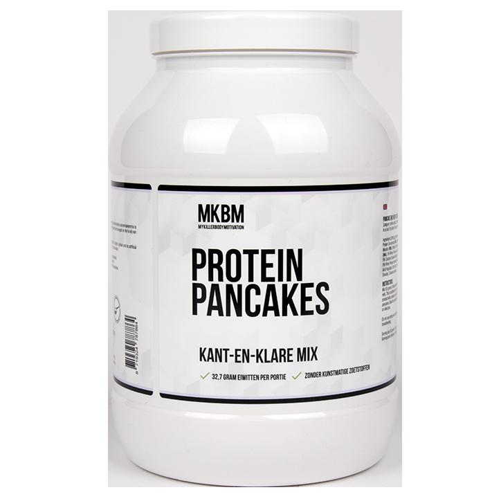 MKBM Protein Pancakes (750gr)