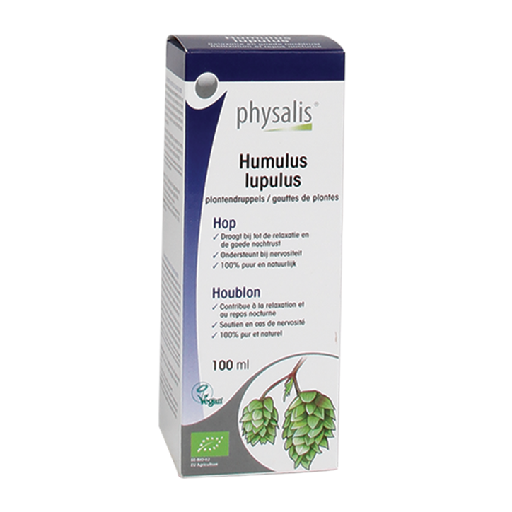 Physalis Hop Bio (100ml)