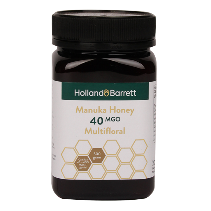 Holland & Barrett Manuka Honey Multifloral MGO 40 (500gr)