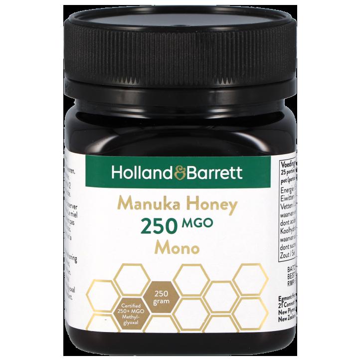 Holland & Barrett Manuka Honey Multifloral MGO 250 (250gr)