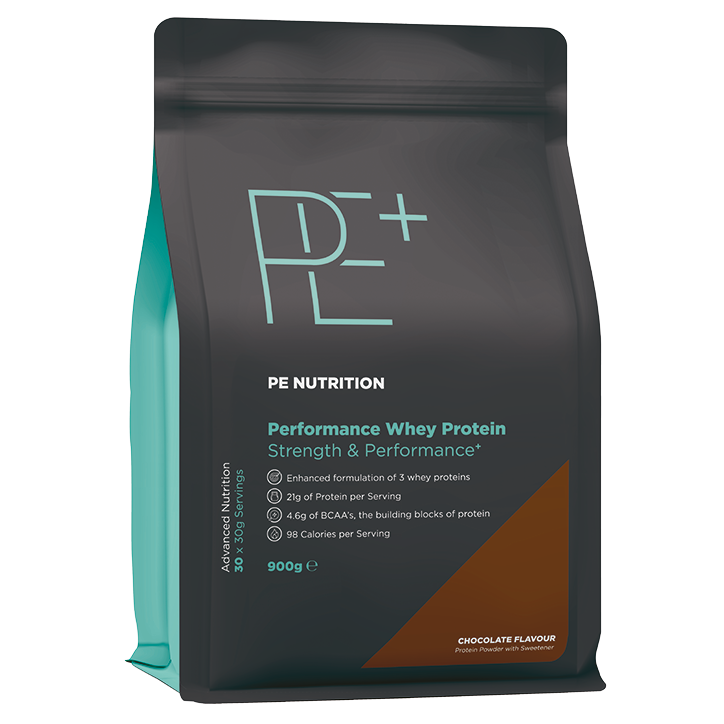 Precision Engineered Performance Whey Protein Chocolate (900gr)