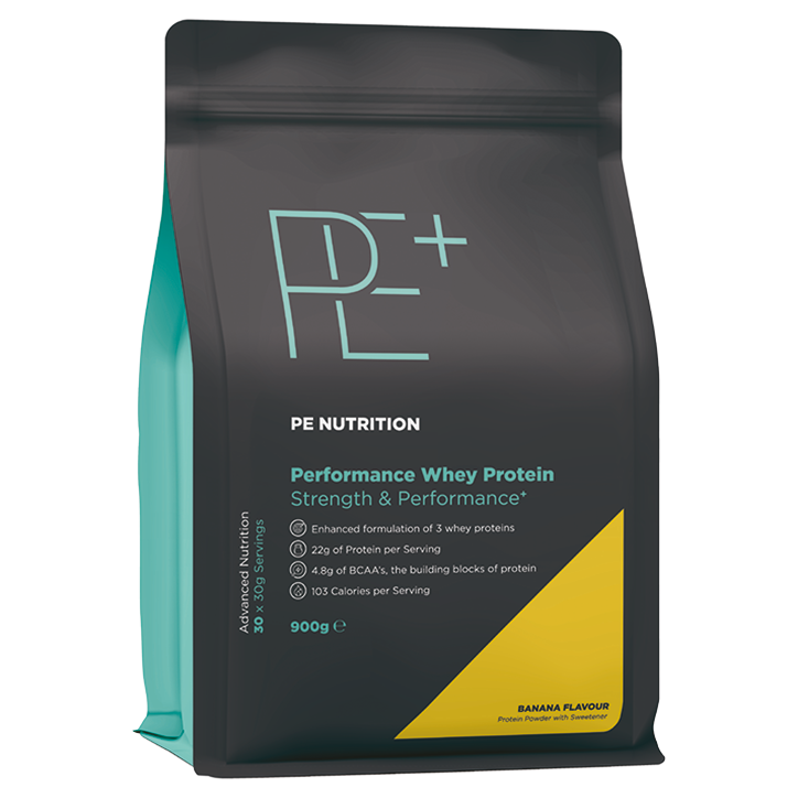 Precision Engineered Performance Whey Protein Banana (900gr)