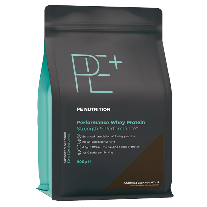 Precision Engineered Performance Whey Protein Cookies & Cream (900gr)
