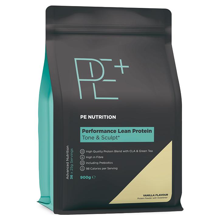 Precision Engineered Performance Lean Protein Vanilla (900gr)