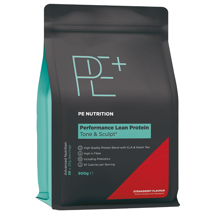 Precision Engineered Performance Lean Protein Strawberry (900gr)