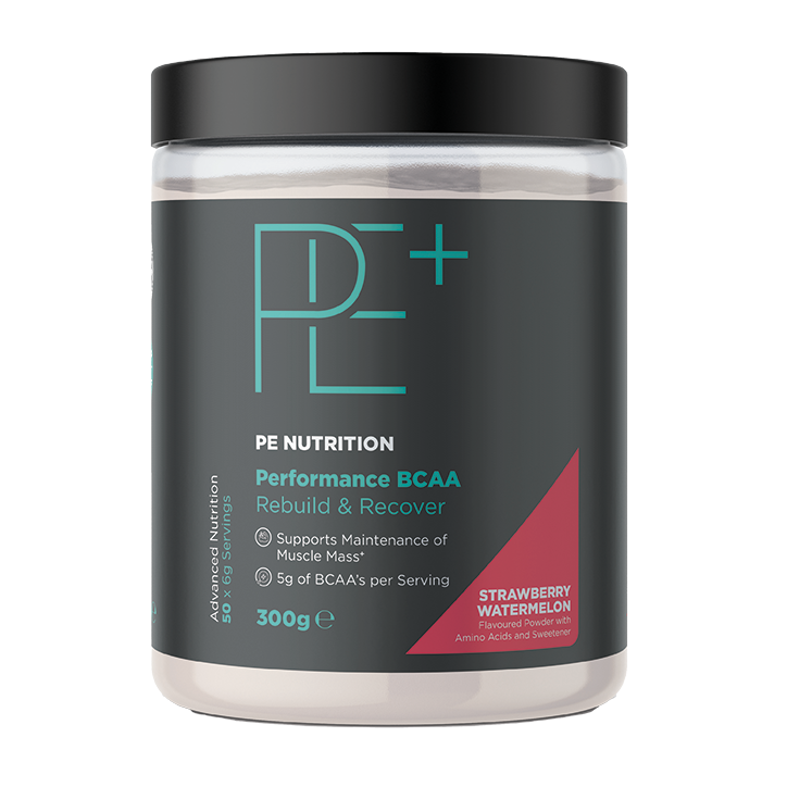 Precision Engineered Performance BCAA Strawberry-Watermelon (300gr)
