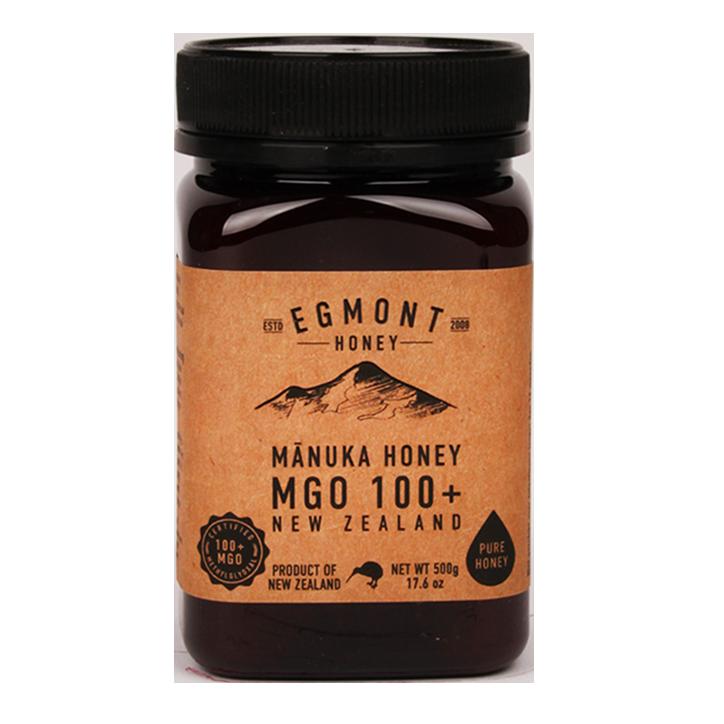 Egmont Honey Manuka Honing MGO 100+ (500gr)