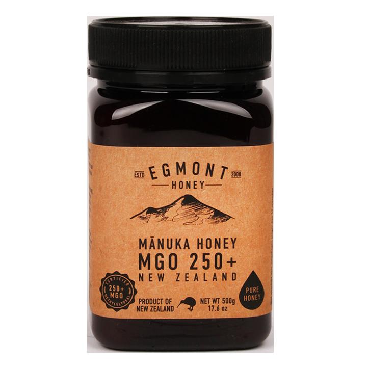 Egmont Honey Manuka Honing MGO 250+ (500gr)
