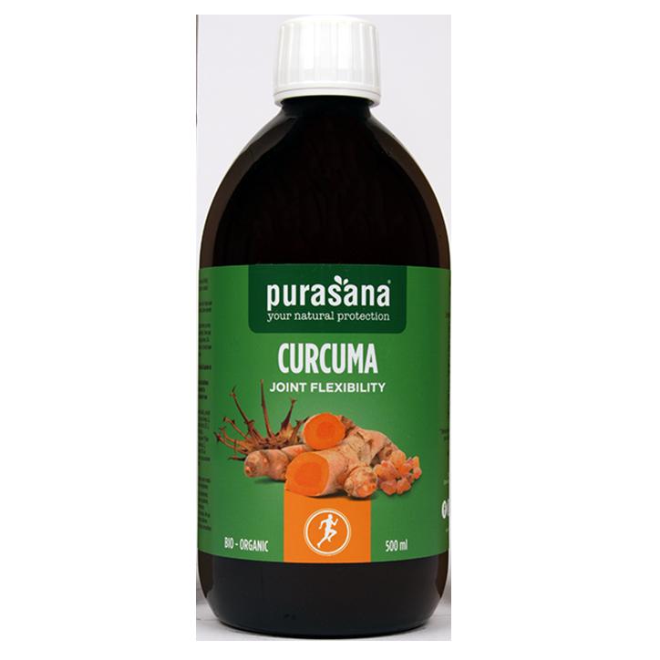 Purasana Curcuma Joint Flexibility (500ml)
