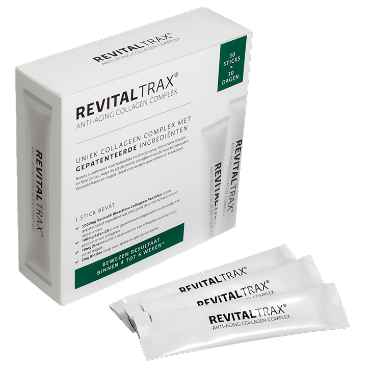 Revitaltrax Complexe de collagène anti-âge (30 sticks)