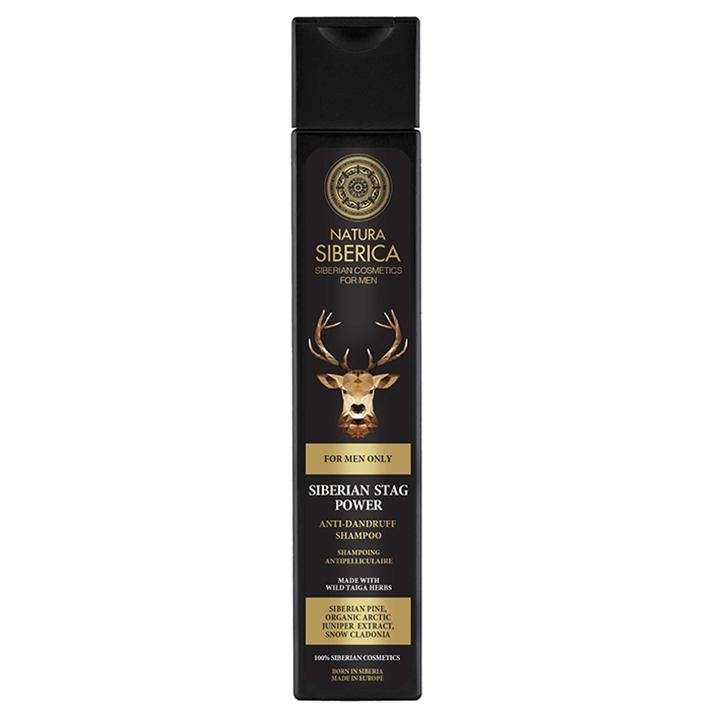 Natura Siberica For Men Anti-Dandruff Shampoo (250ml)