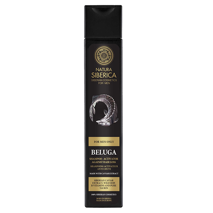 Natura Siberica For Men Shampoo-Activator Against Hair Loss (250ml)