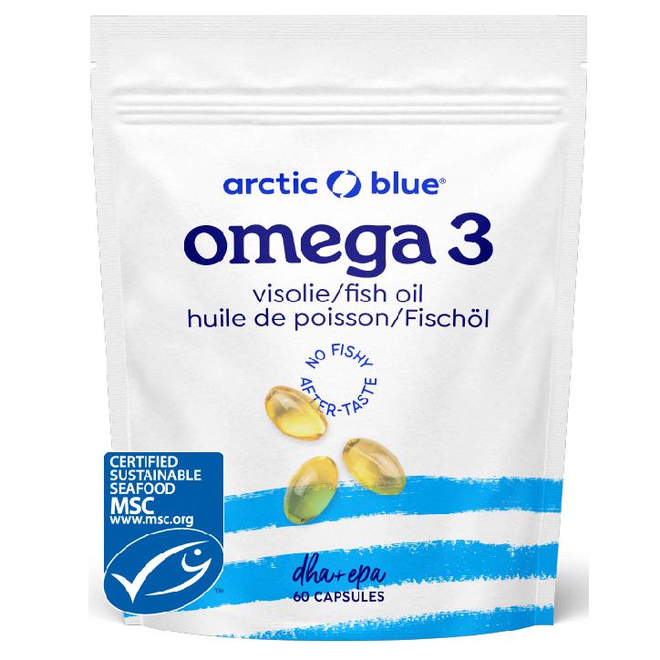 Arctic Blue Omega 3 (60 Capsules)