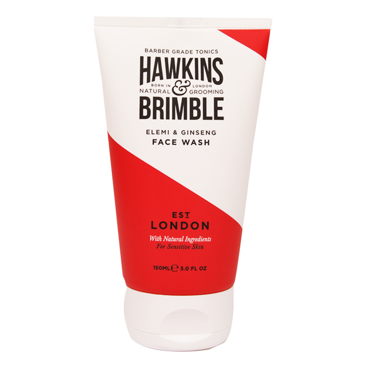 Hawkins & Brimble Face Wash (125ml)