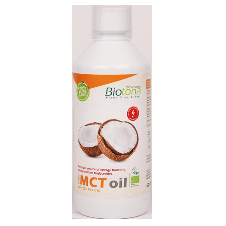 Biotona Pure MCT Oil (500ml)