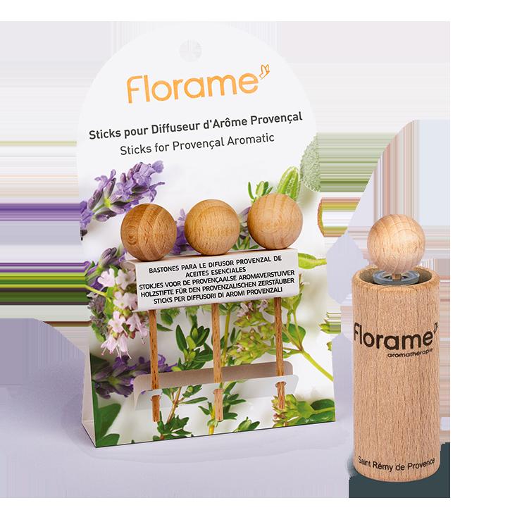 Florame Houten Sticks Navulverpakking