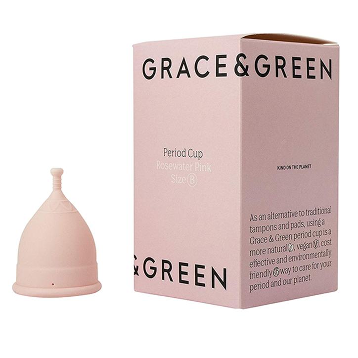 Grace & Green Period Cup Menstruatiecup Maat B
