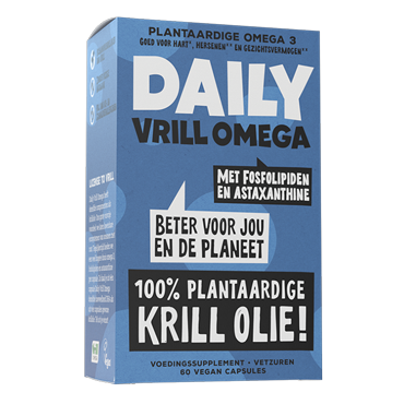 Daily Supplements Daily Vrill Omega (60 Capsules)