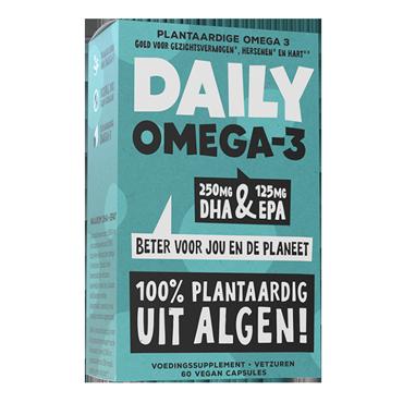 Daily Supplements Daily Omega-3 met DHA en EPA (60 Capsules)