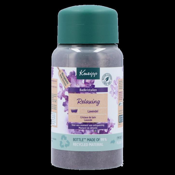 Kneipp Badkristallen Relaxing Lavendel (600gr)