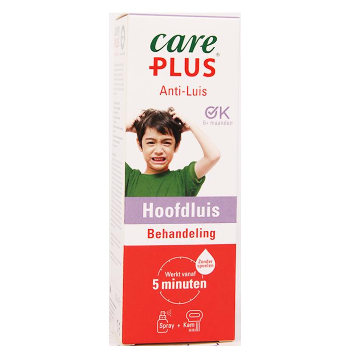 CarePlus Anti-Luis Hoofdluis Behandeling (100ml)
