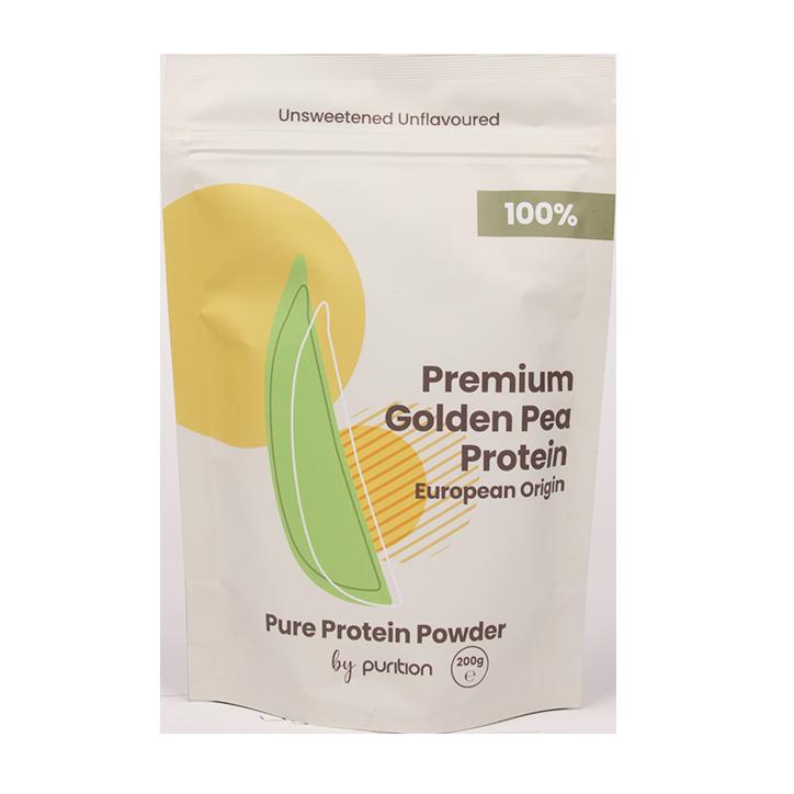 Purition Premium Golden Pea Protein (200gr)