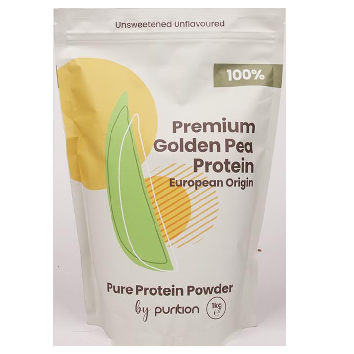 Purition Premium Golden Pea Protein (1000gr)