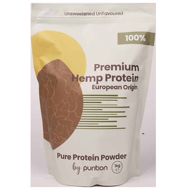 Purition Premium Hemp Protein (1000gr)