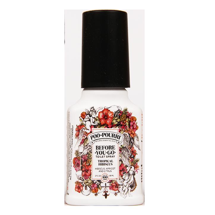 Poo-Pourri Before You Go Toilet Spray Tropical Hibiscus (59ml)