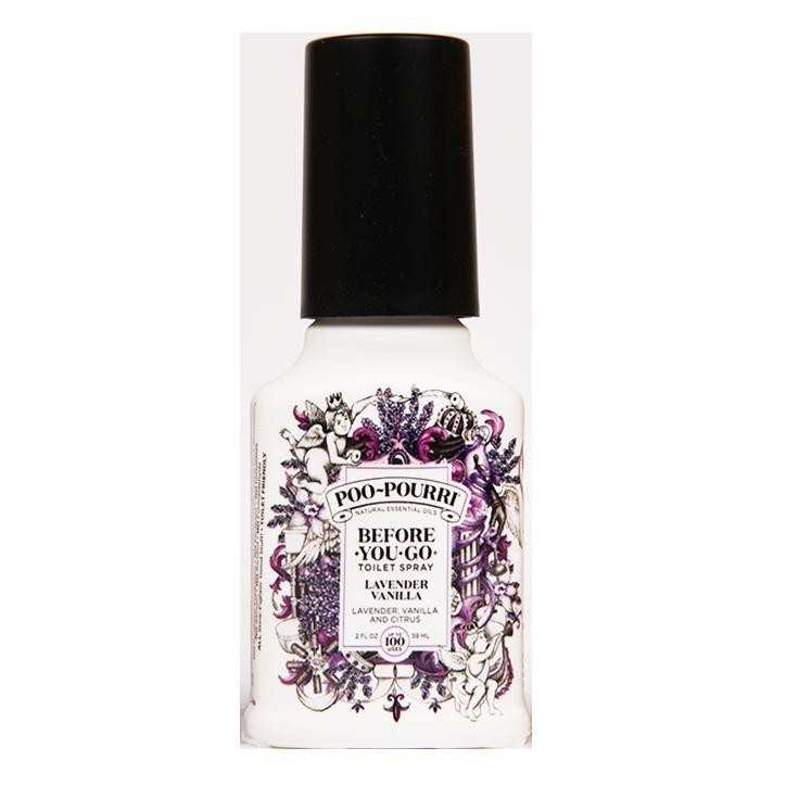 Poo-Pourri Before You Go Toilet Spray Lavender Vanilla (59ml)