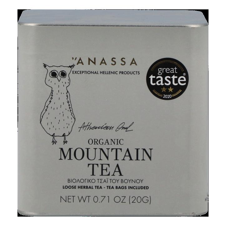Anassa Organic Mountain Tea (20 gram)
