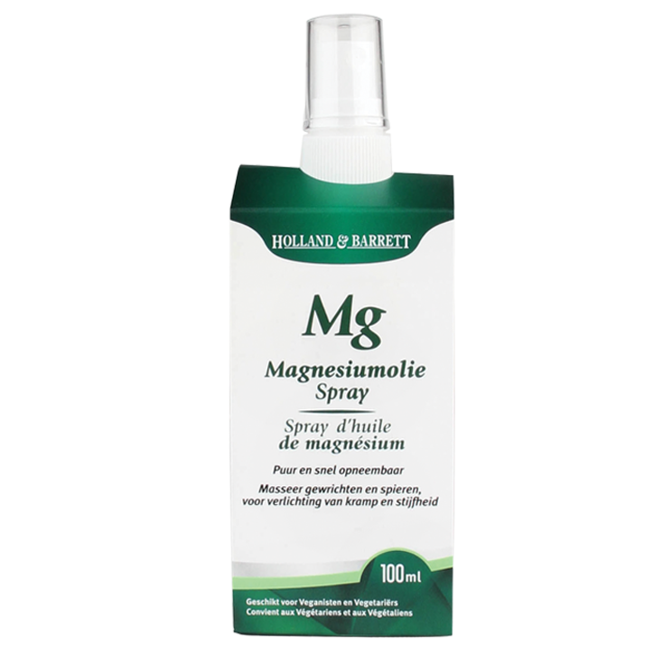 Holland & Barrett Magnesiumolie Spray (100ml)
