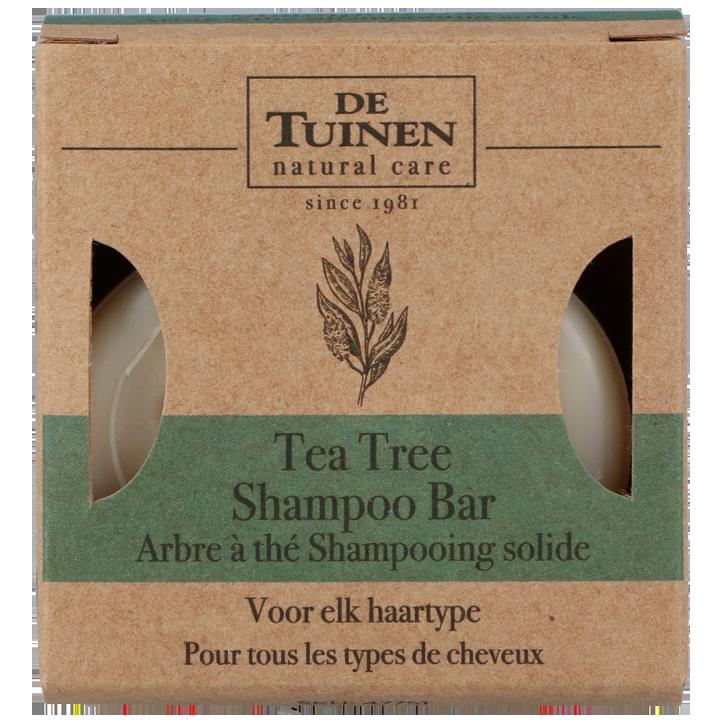 De Tuinen Tea Tree Shampoo Bar