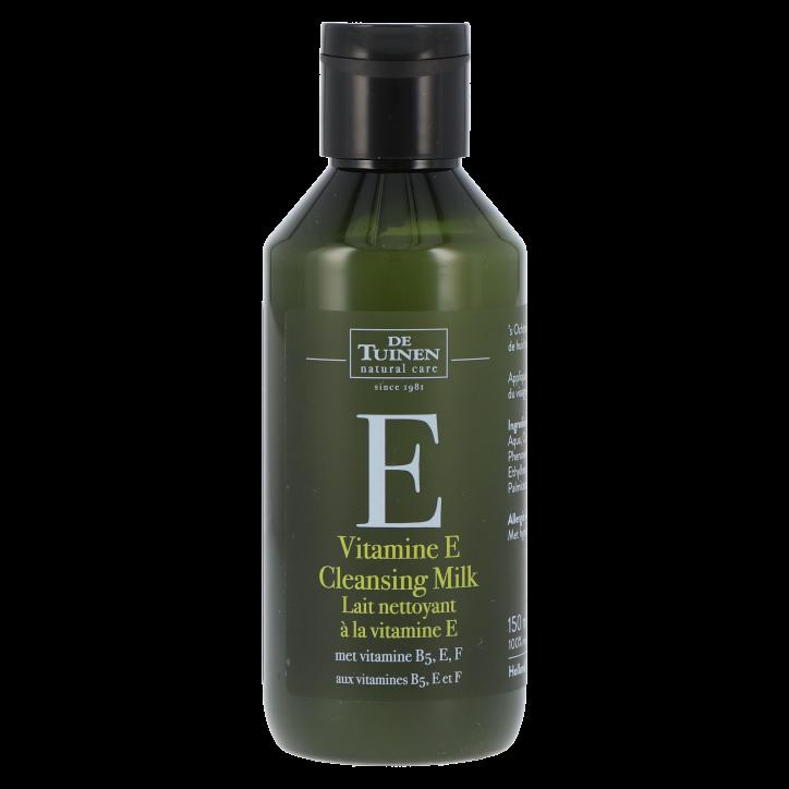 De Tuinen Lait nettoyant à la vitamine E (150 ml)