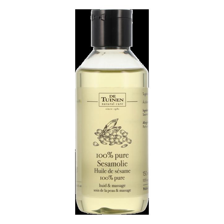 De Tuinen Huile de sésame 100% pure (150 ml)