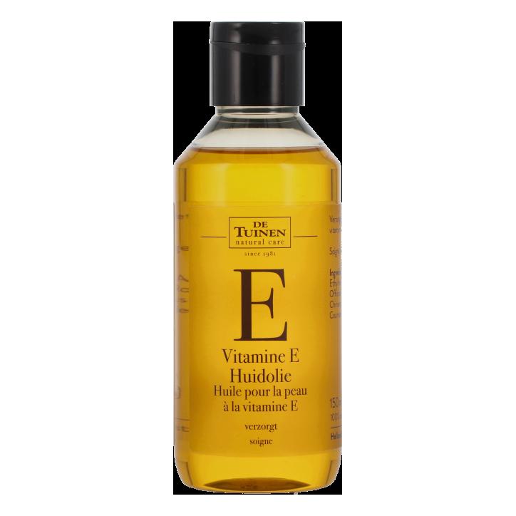 De Tuinen Huile pour la peau à la vitamine E (150 ml)
