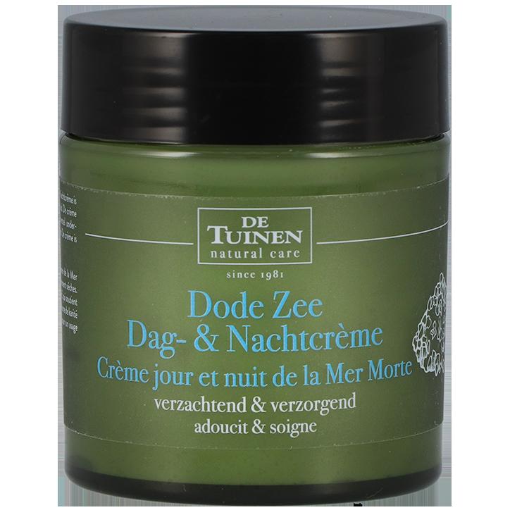 De Tuinen Dode Zee Dag- & Nachtcrème (120ml)