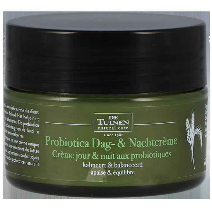 De Tuinen Probiotica Dag- & Nachtcrème (50ml)