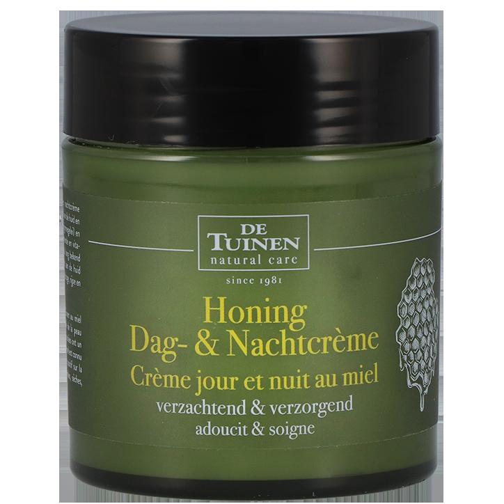 De Tuinen Honing Dag- & Nachtcrème (120ml)