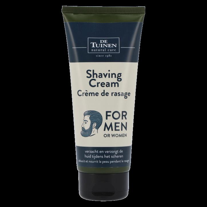 De Tuinen Shaving Cream