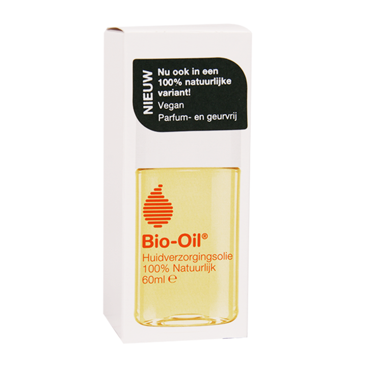 Bio-oil Huidverzorgingsolie 100% Natuurlijk (60ml)