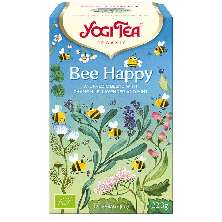 Yogi Tea Bee Happy Bio (17 Theezakjes)