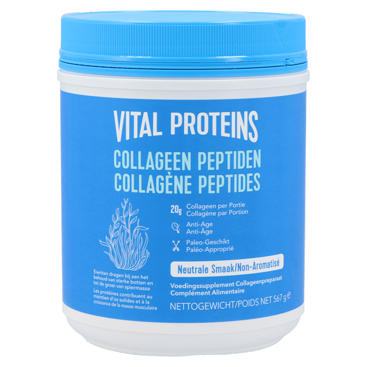 Vital Proteins Collageen Peptiden (567gr)