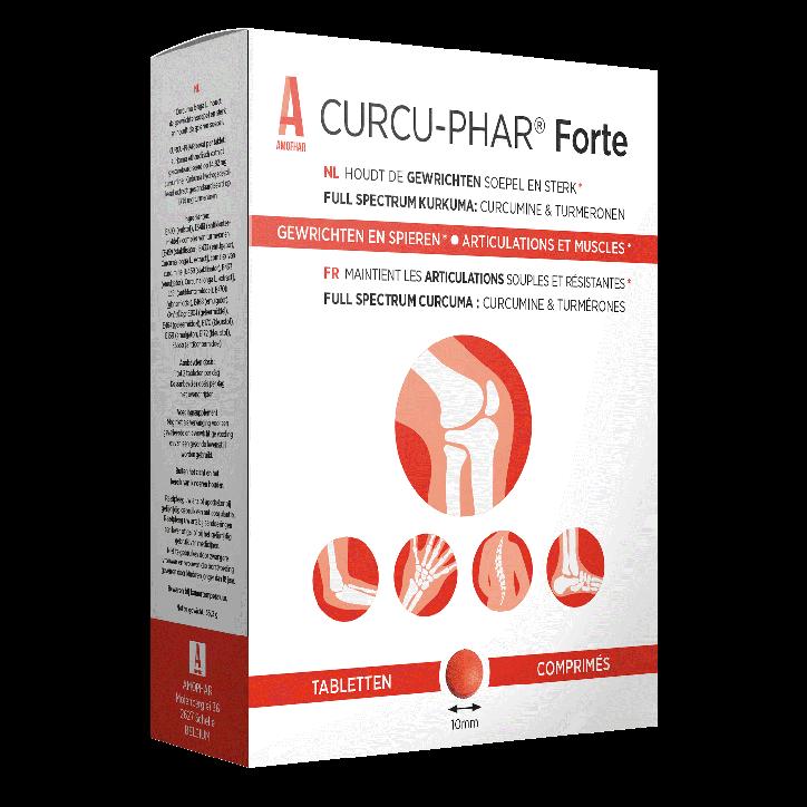 Curcu-Flam Forte (30 Tabletten)