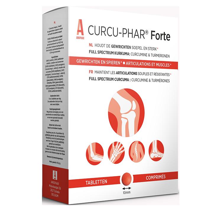Curcu-Flam Forte (60 Tabletten)