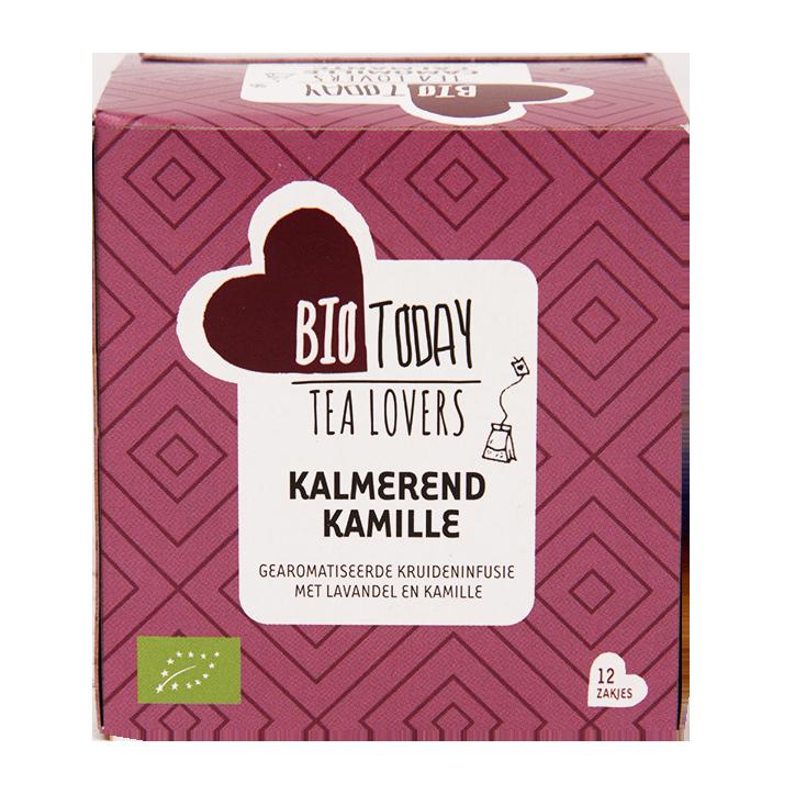 Bio Today Kalmerend Kamille (12 Theezakjes)