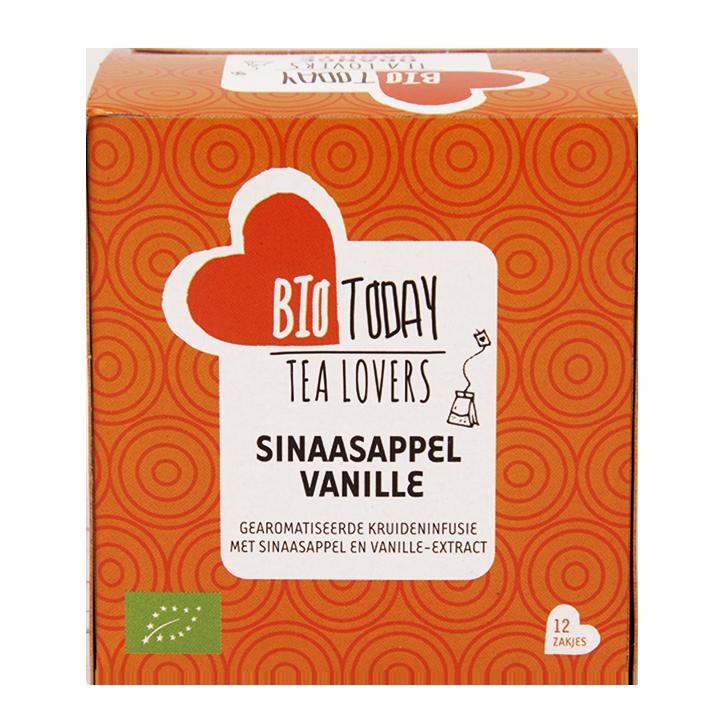 BioToday Orange-Vanille (12 sachets)