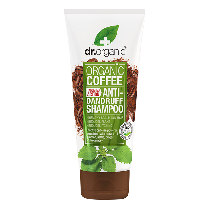 Dr. Organic Coffee Shampoo Anti-Roos