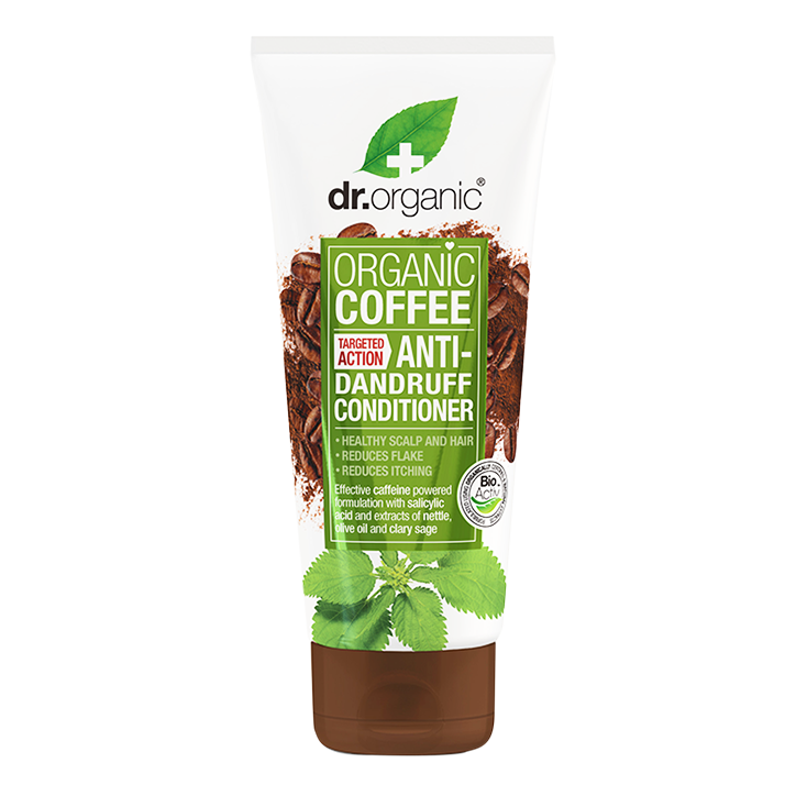 Dr. Organic Coffee Conditioner Anti-Roos